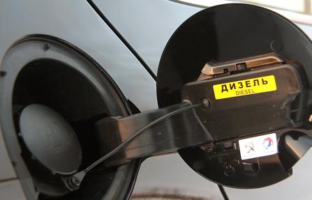 Россия остановила поставки дизельного топлива вУкраину