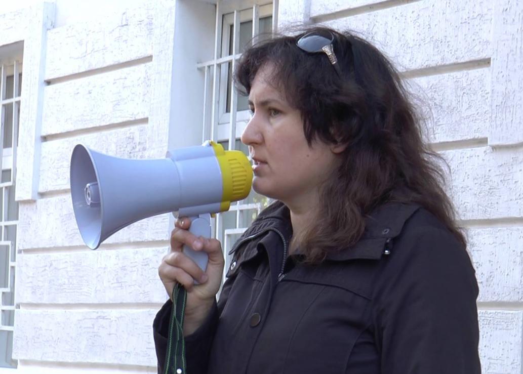 Римма Бараненко, активистка