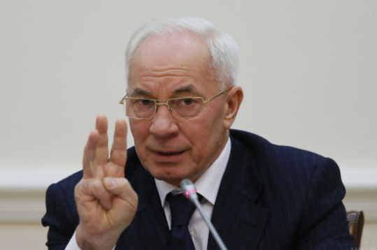 Азаров через суд вернул себе пенсию вУкраинском государстве