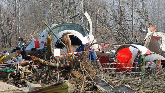 Минобороны Польши: Крушение президентского Ту-154 под Смоленском было целью Кремля