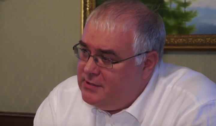 Олег Валендюк, перший заступник прокурора АРК