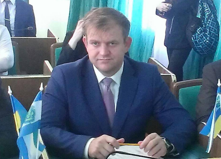 И.о. заместителя главы ХОГА Александр Адамчик