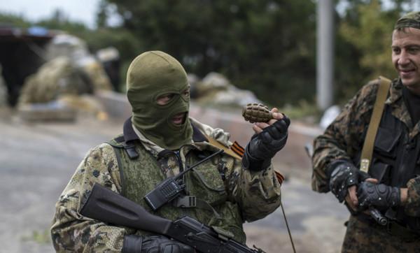 НаДонбассе русских дезертиров ибоевиков вербуют для войны вСирии— агентура