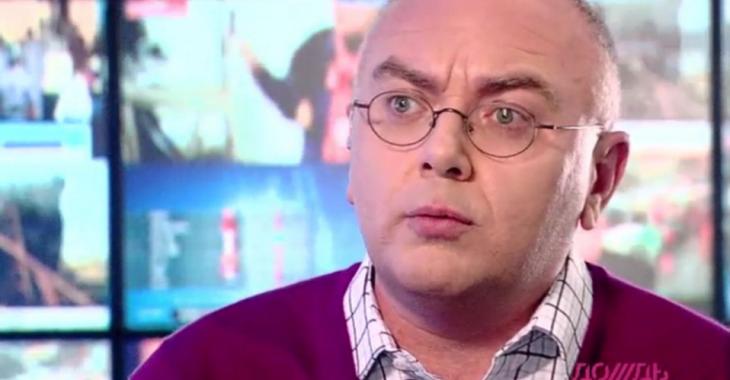 Российский журналист Павел Лобков