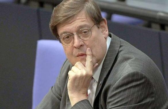Экс-депутат Бундестага ФРГ Йорг Таусс
