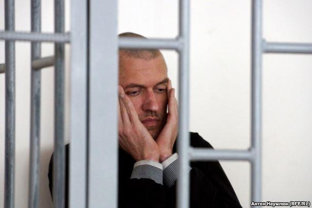 Родственники потеряли связь судерживаемым в Российской Федерации политзаключенным Клыхом