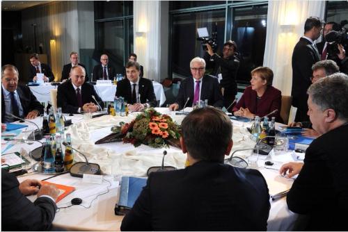 Меркель: РФ ответственна заначало политического процесса вСирии