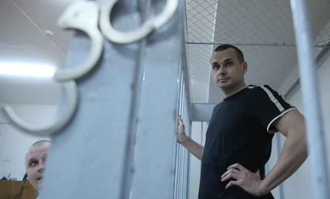 Олег Сенцов, фото ТАСС
