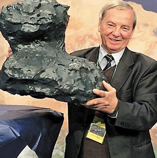 Скончался первооткрыватель кометы Чурюмова-Герасименко