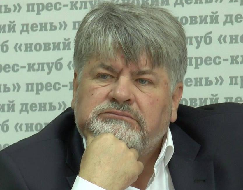 Василий Зеленчук, первый заместитель главы Херсонского областного совета