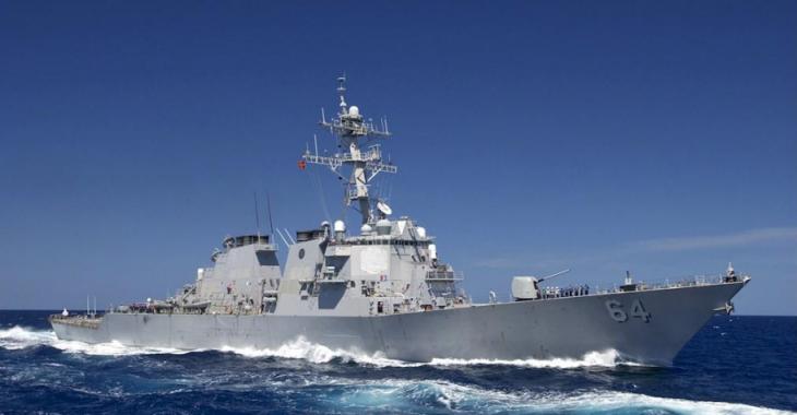 Американский эсминец USS Carney Фото:korabli.eu