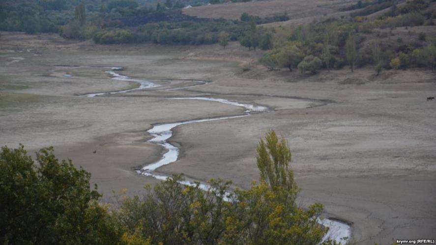 Минприроды пообещало стабильное водоснабжение вКрыму к 2019
