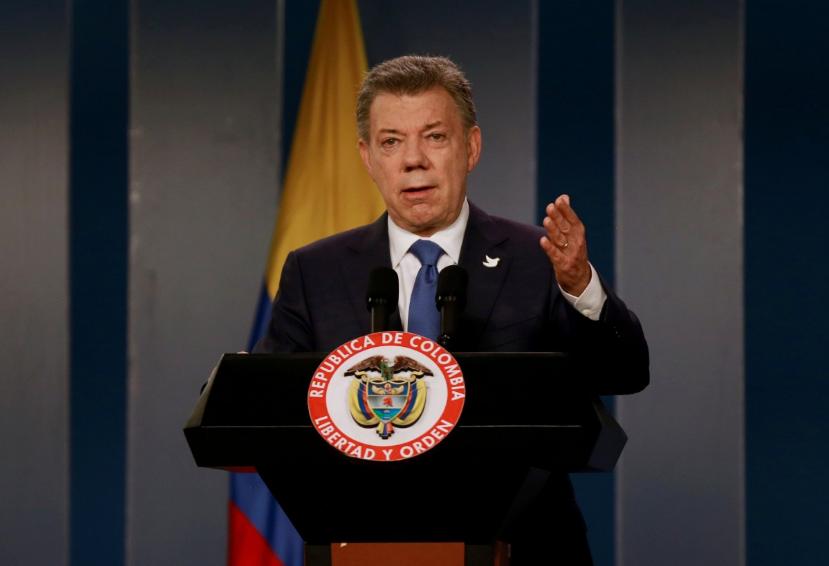 Руководитель Нобелевского комитета: цель премии мира— посодействовать мирному процессу вКолумбии
