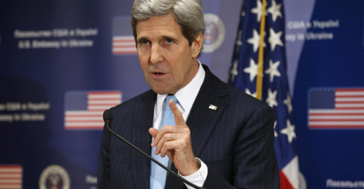Госсекретарь США Джон Керри Фото: news.yahoo.com