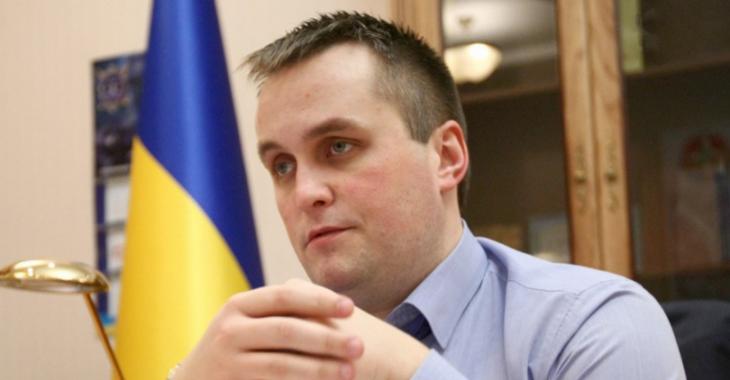 Руководитель Специализированной антикоррупционной прокуратуры Назар Холодницкий