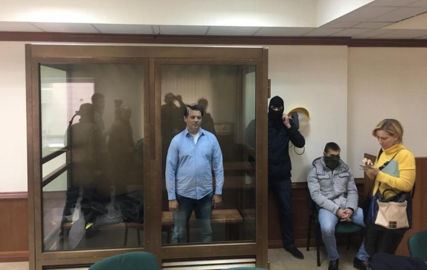 Фейгин: Суд опродлении ареста репортера Сущенко состоится вначале рабочей недели