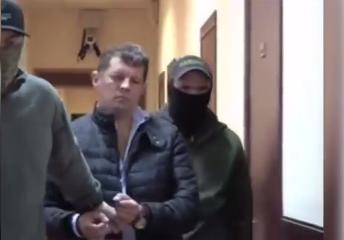 Роман Сущенко приехал в Российскую Федерацию без журналистской визы— МИДРФ