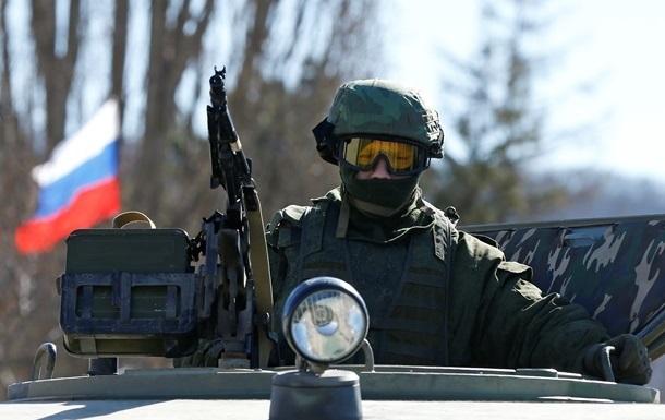 Оккупанты решили провести вКрыму «антитеррористические учения»