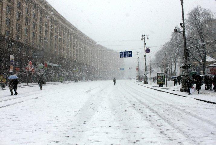 Киев готовится к 3-му «майдану»— 15ноября перекроют Крещатик