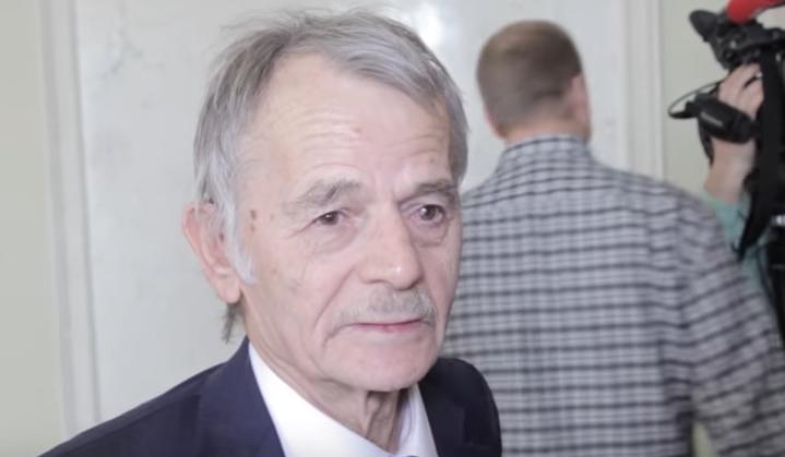Мустафа Джемилев, народный депутат Украины