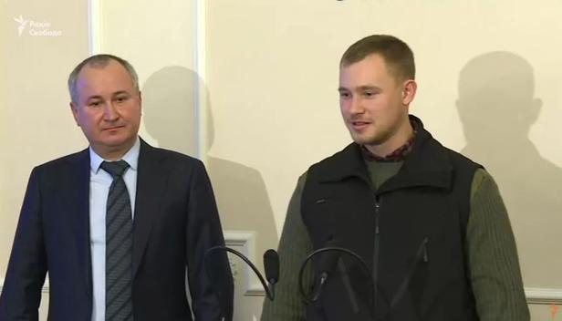 Грицак и Богданов