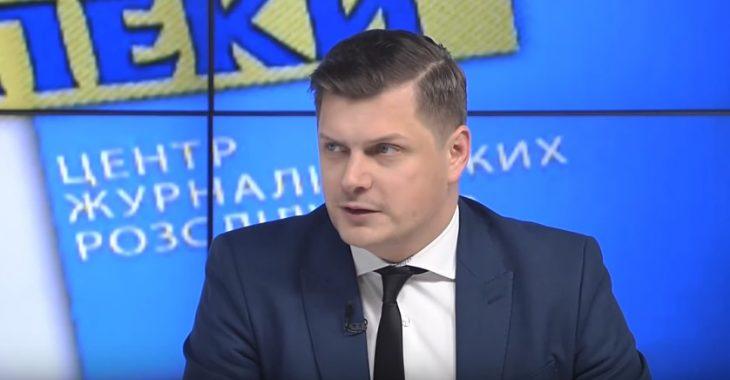 Член Насовета по вопросам телевидения и радиовещания Сергей Костинский