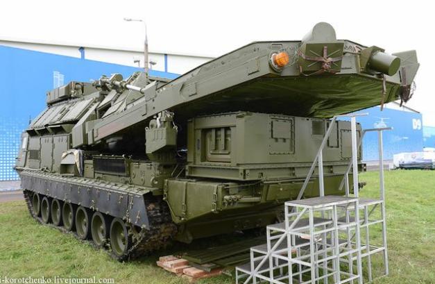 РФ перебросила вКрым мощнейший зенитно-ракетный комплекс