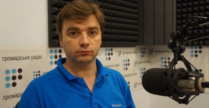 Адвокат Александр Попков Фото: hromadskeradio.org