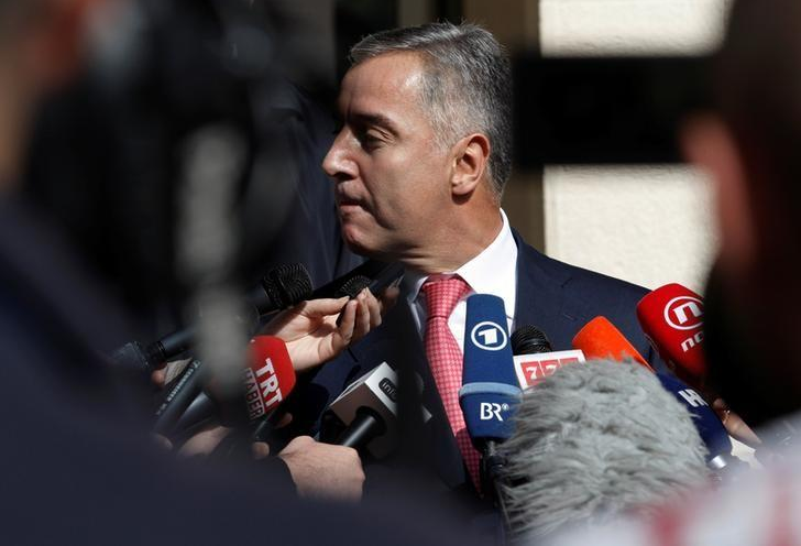 Черногория проинформировала опланах «российских националистов» уничтожить премьера