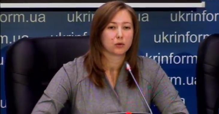 Руководитель Крымской правозащитной группы Ольга Скрипник