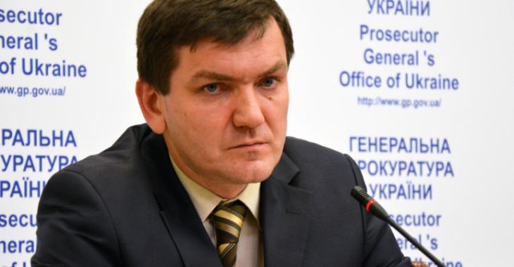 Руководитель Департамента спецрасследований ГПУ Сергей Горбатюк Фото: zn.ua
