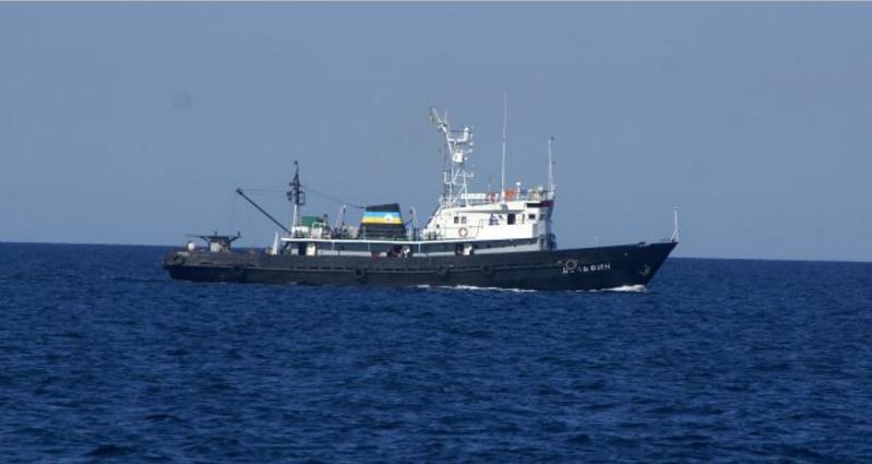 Госпогранслужба: РФ нелегально исследует шельф ваннексированной акватории Азовского моря
