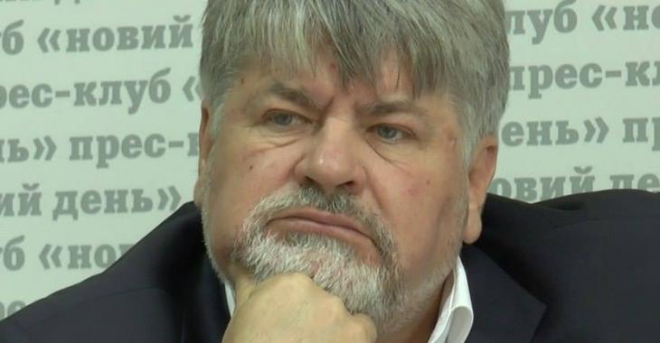 Первый заместитель главы Херсонского областного совета Василий Зеленчук
