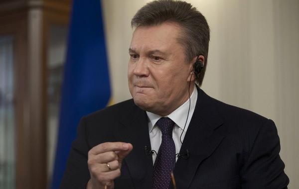 Виктор Янукович Фото: AP
