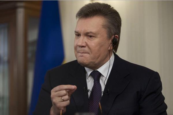 УЯнуковича против рассмотрения дела оего госизмене судом присяжных