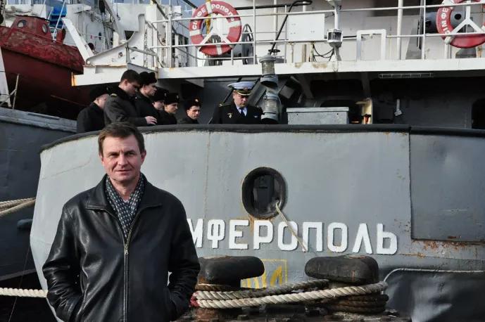 Владимир Дудка Фото из соцсети