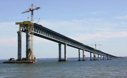 Строить железную дорогу к Керченскому мосту отказались все подрядчики. Волшебный Партенит