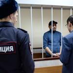 Андрей Захтей в Лефортовском суде Москвы Фото: РИА Новости