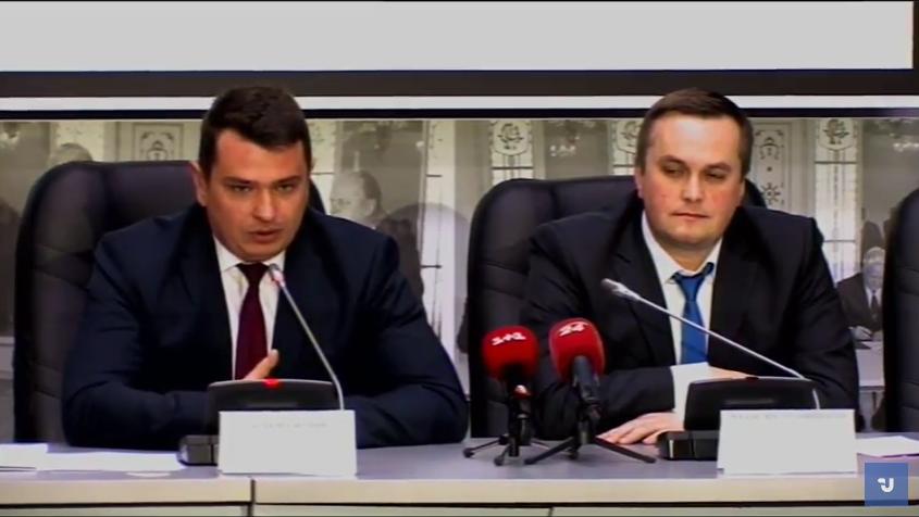 Холодницкий опленках Онищенко: САП вскоре допросит Довгого