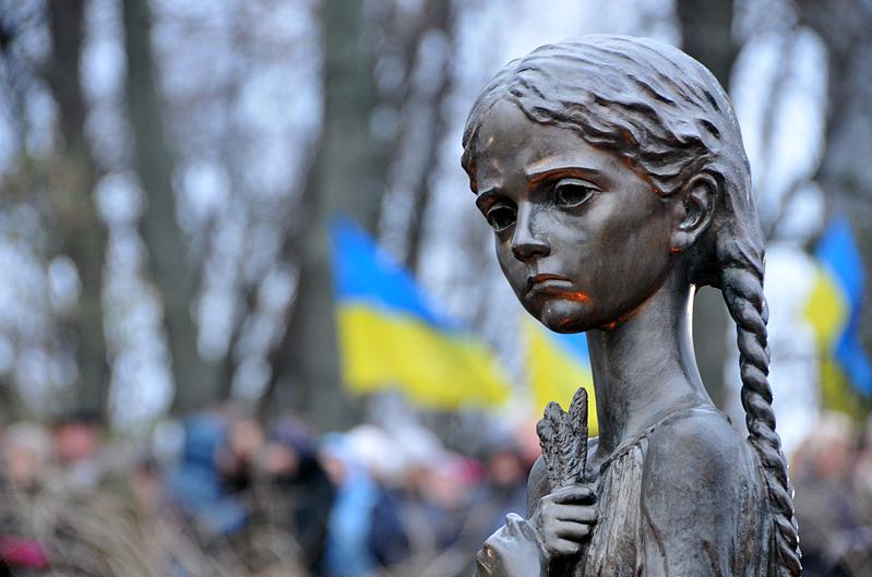 Украина призвала мир признать «голодомор» геноцидом граждан страны 07декабря 2016 18:19