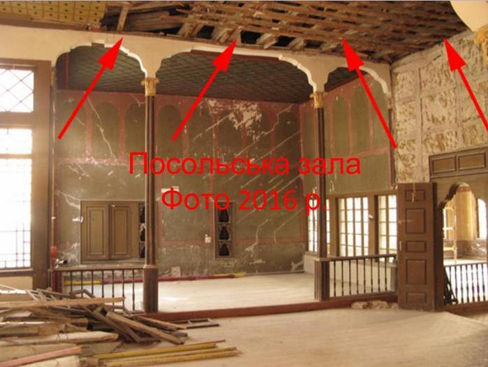 Минкульт требует закончить реставрационные работы натерритории Бахчисарайского заповедника