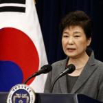 Президент Южной Кореи Пан Кын Хе Фото: Reuters