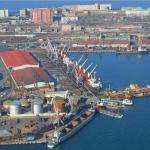 Морской торговый порт «Южный»  Фото: rbc.ua