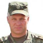 Погибший в Сирии российский офицер Руслан Галицкий Фото: censor.net.ua