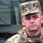 Начальник Генштаба ВС Украниы Виктор Муженко Фото: Igor Golovnlov