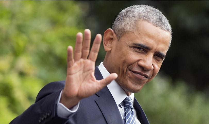 Обама хочет выступить спрощальным обращением кнации 10января