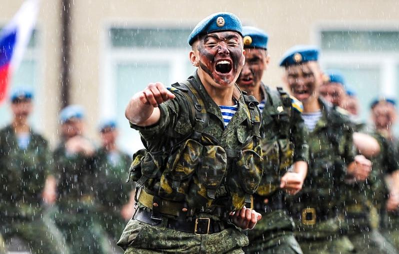 РФ скрыла от ООН свои военные расходы. Волшебный Партенит