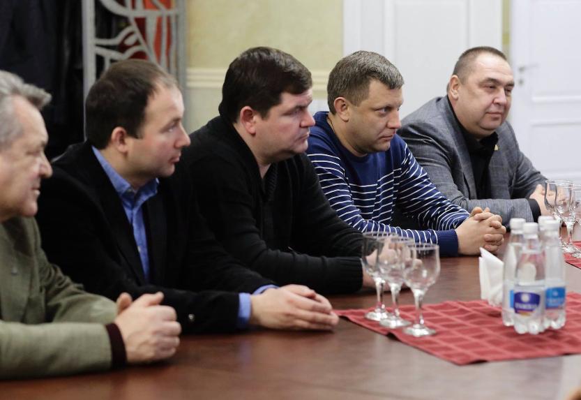 Захарченко поведал, почему нереально объединение ДНР иЛНР
