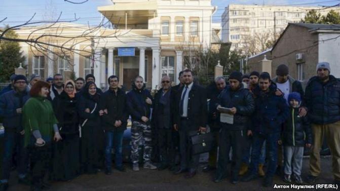 Задержанный оккупантами вКрыму юрист вышел изСИЗО