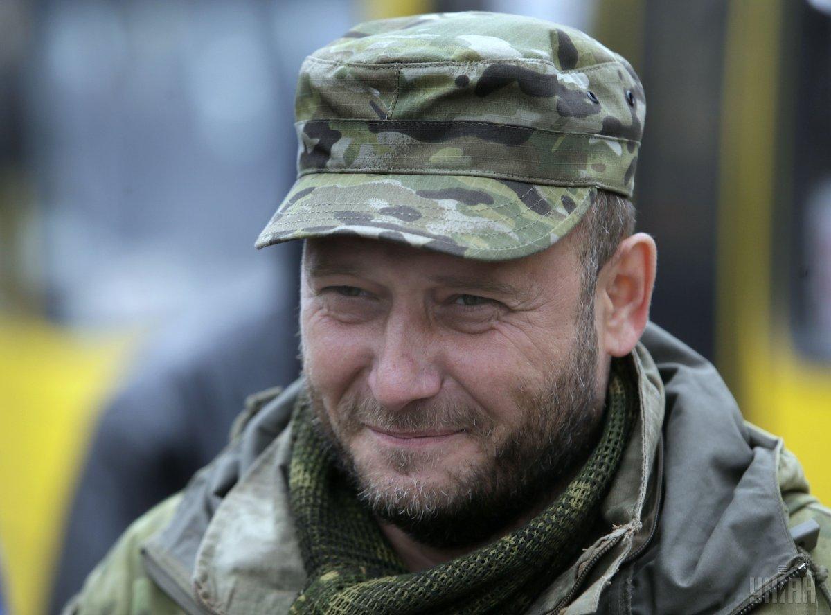 Ярош признал бесплодность попытки захватить Крым силами Украины